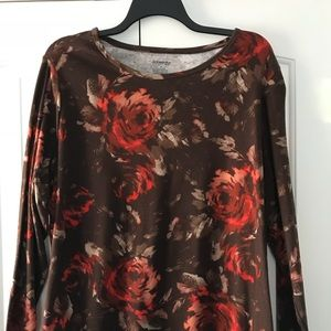 St John Bay - blouse- 3XL